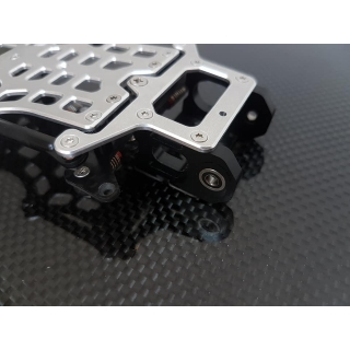 RF28v4.1 RC Car 1/28 Silver Edition